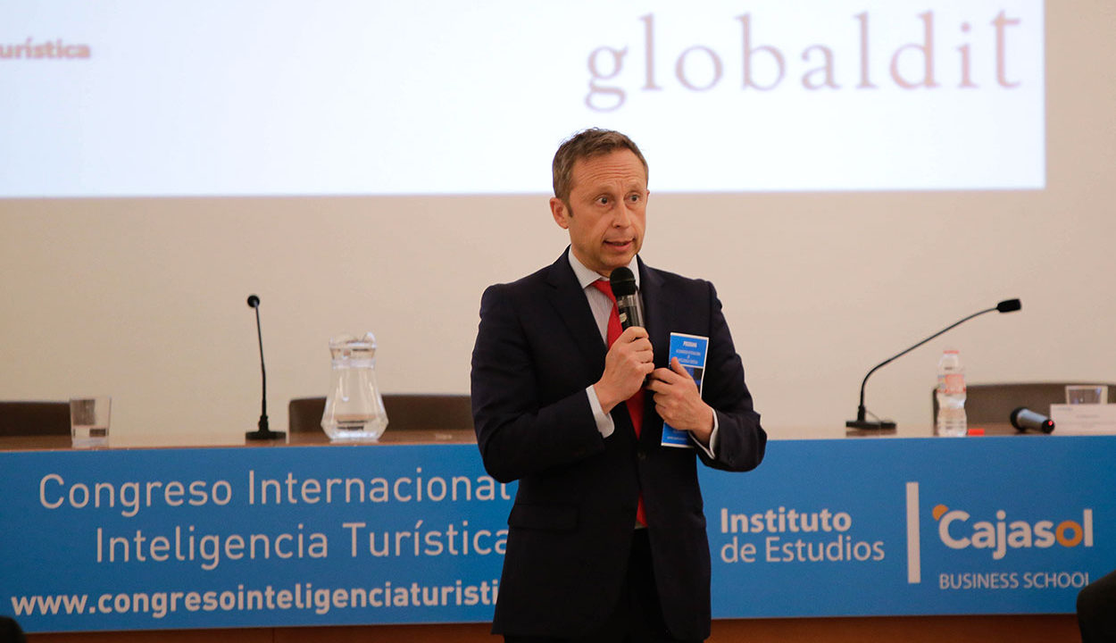 José Lominchar, director general de Next IBS